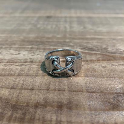 Hermès Vintage(エルメス ヴィンテージ)Sterling Silver Ring【VH04】(N)