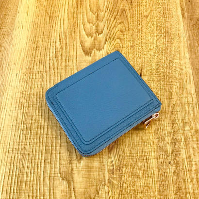 ITTI イッチ WLT-001-D2 CRISTY VERY COMPACT WLT/shrunken J.Blue (N)