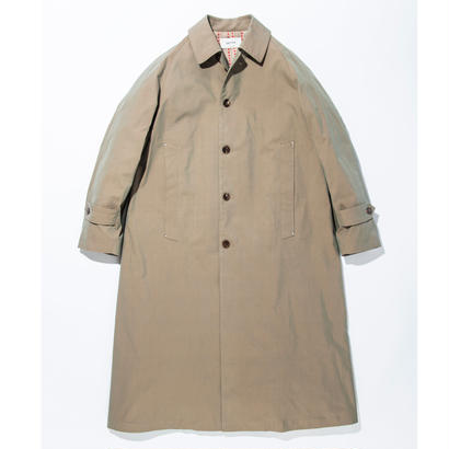 UNITUS(ユナイタス) SS17 Bal Collar Coat Olive (N)