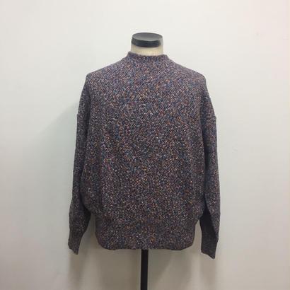 UNITUS(ユナイタス) SS18 Marble Knit Mix Purple【UTSSS18-K01】(N)