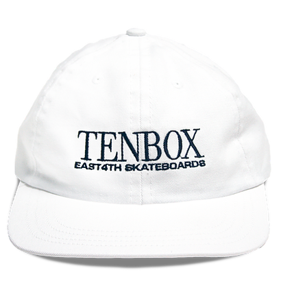 9/13 (水)PM18:00 少量再販開始 EAST 4TH × TENBOX STRAPBACK CAP