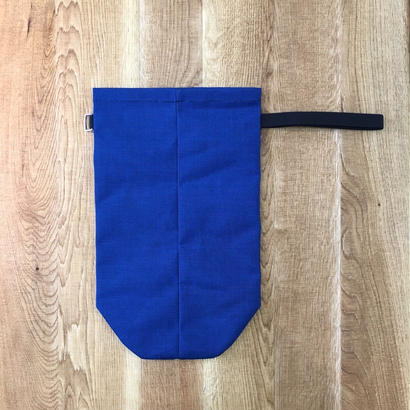ITTI イッチ  ANNIE RICE BAG II sunbrella / Blue(N)