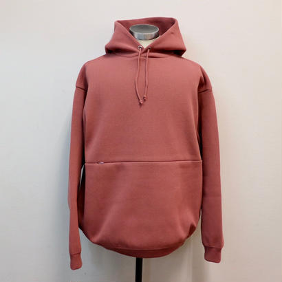 CREPUSCULE クレプスキュール milano rib parka Pink【1901-003】(N)