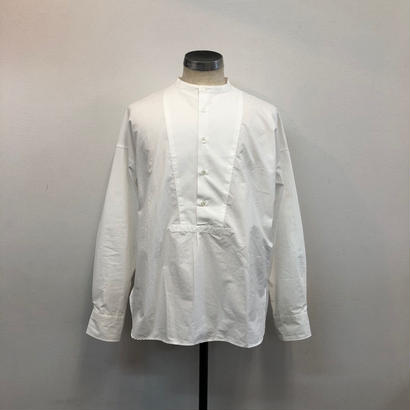 UNITUS(ユナイタス) FW17 Starched Bosom Shirts White【UTSFW17-S03】(N)