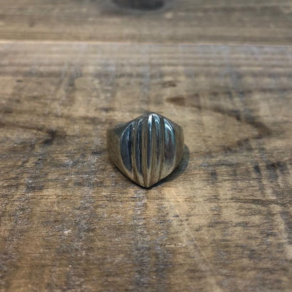 Vintage Sterling Silver Mexican Ring 【F186】(N)
