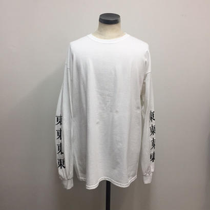 EAST 4th Skate L/S Tee WHT