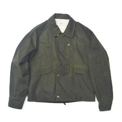 UNITUS(ユナイタス) FW17 Wading Jacket Olive (Wax Cotton)【UTSFW17-J06】(N)