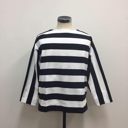 UNITUS(ユナイタス) SS18 Basque Shirts Black × White【UTSSS18-CS01】(N)