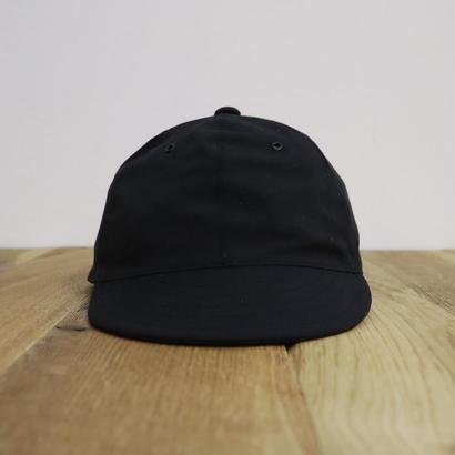UNITUS(ユナイタス) SS19 Short Brim Cap Black【UTSSS19-A01】(N)