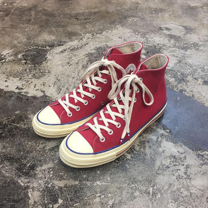 CONVERSE  コンバース  CHUCK TAYLOR ALL STAR '70-HI RED/BLUE/EGRET 688 ROSE 159567C  CT70 (N)