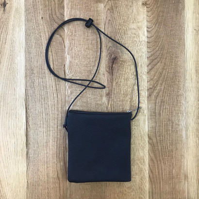 ITTI イッチ BAG-022-A MARY VERY COMPACT SHOULDER-A black (N)
