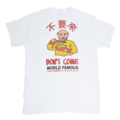 DON'T COME S/S 半袖T