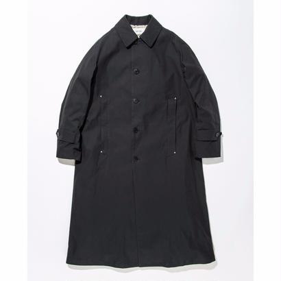 UNITUS(ユナイタス) SS17 Bal Collar Coat Navy (N)