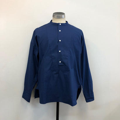 UNITUS(ユナイタス) FW17 Starched Bosom Shirts Blue(N)【UTSFW17-S03】