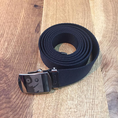 ITTI イッチ BAGBOY GASHA BELT-25mm Black GOODS-001A(N)