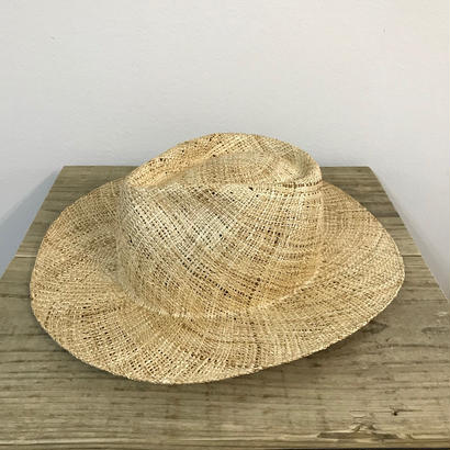 SEE SEE  STRAW HAT NATURAL(N)