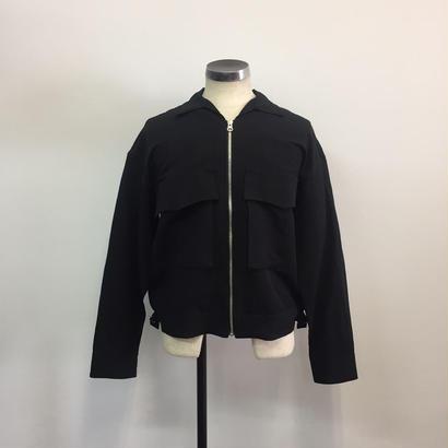 UNITUS(ユナイタス) SS18 Fatigue Short Jacket Black【UTSSS18-J02】(N)