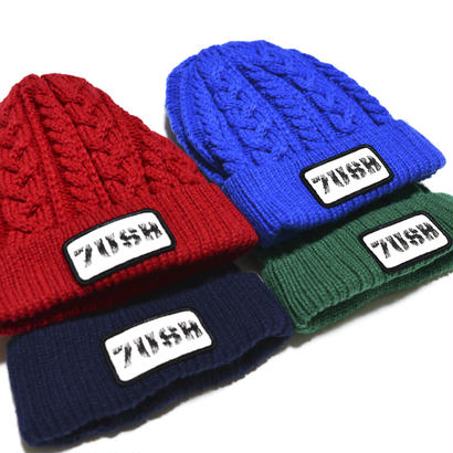 7UNION 7USB CABLE KNIT SAMPLE SALE