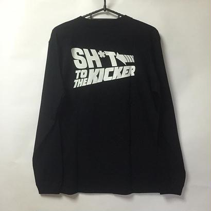 SH*T KICKER  STTK GITD Long Sleeve Tee