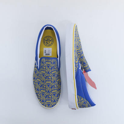 VANS US Open Classic Slip-On Classic Blue/Gold
