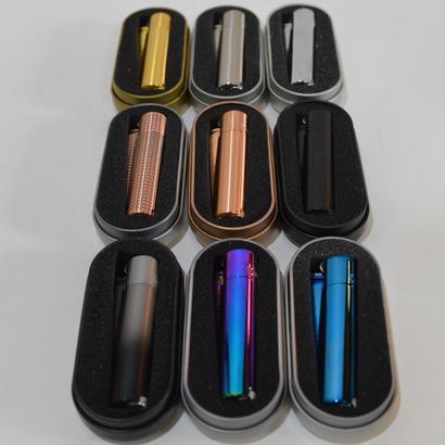 Metallic Clipper Lighter