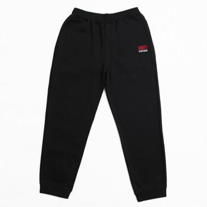 SHOTS T.S.N.M SWEAT PANTS (BLACK/RED)