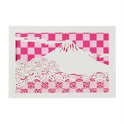 ふじさんとみほのまつばら(ICHIMATSU / PINK)