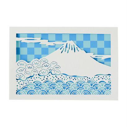 ふじさんとみほのまつばら(ICHIMATSU / BLUE)