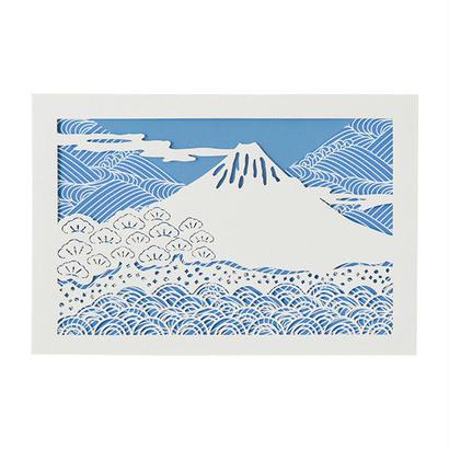 ふじさんとみほのまつばら(NAMI / BLUE)