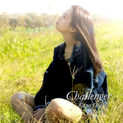 大瀧佳奈1stシングル『Challenger』
