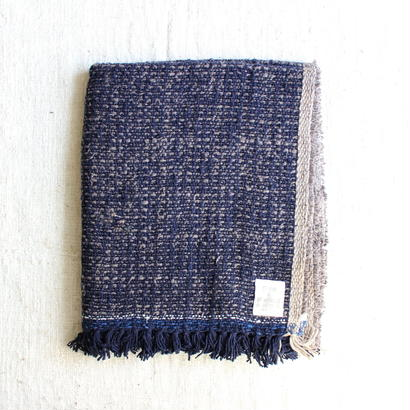 Gara-bou Medium Stole 50×190cm (Night Ash)