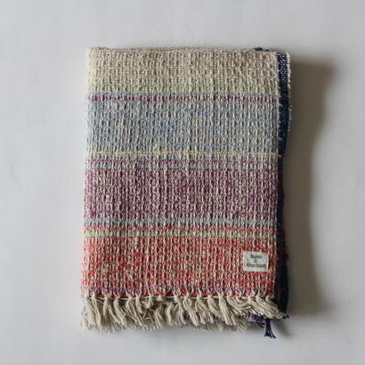 Gara-bou Medium Stole 50×190cm (Bolivian Scarlet)