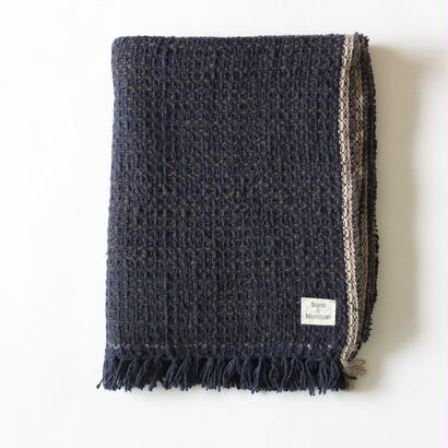 Gara-bou Medium Stole 50×190cm (Midnight)