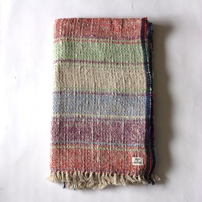 Gara-bou Blanket Stole 90×190cm (Bolivian Scarlet)