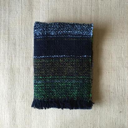 Gara-bou Medium Stole WS 50×190cm (Bolivian Green)
