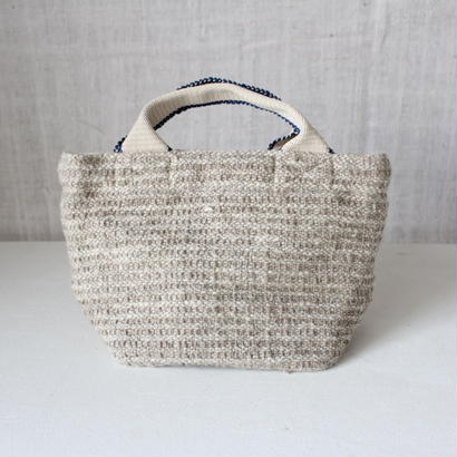 Gara-bou × Canvas Small Tote (Sand)