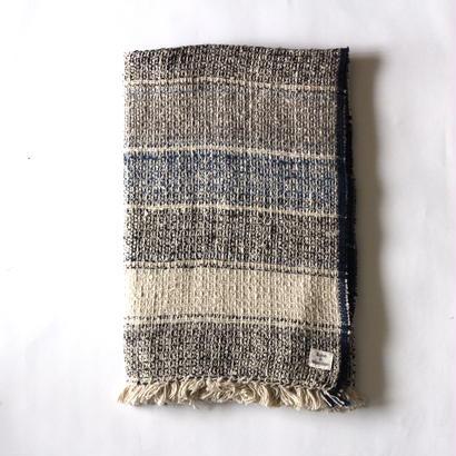 Gara-bou Blanket Stole 90×190cm (Bolivian Gray)