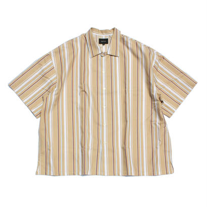 Big Camp - Stripe with PRANK STORE / Beige