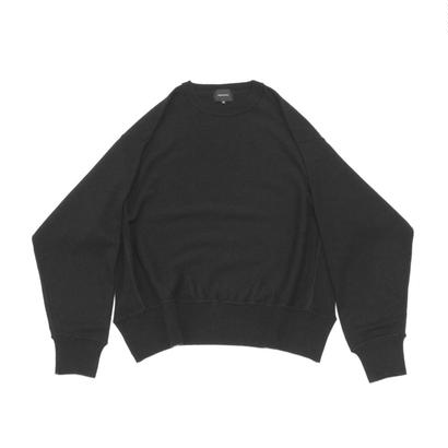 Cashmere Big Sweater / Black(Free Size)