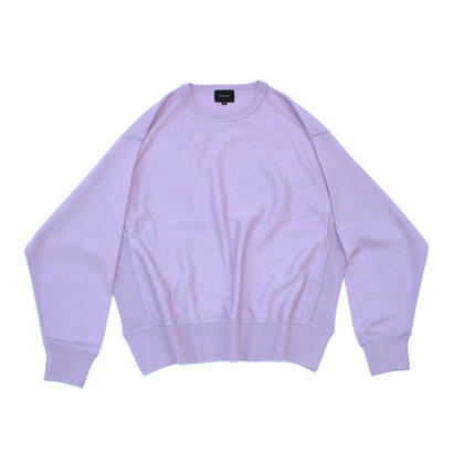 Cashmere Big Sweater / Lavender(Free Size)