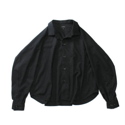 Big shirt jacket 改 - Solid