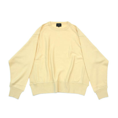 Cashmere Big Sweater / Lemon(Free Size)