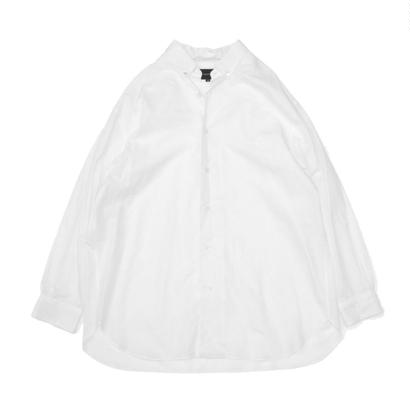 Big BD Shirt - Typewriter / White