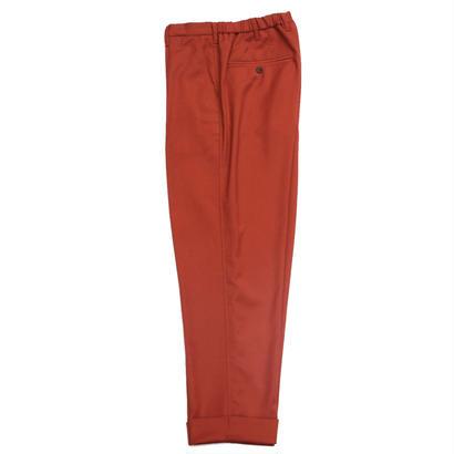 Utility Trouser - Gabardine / Red