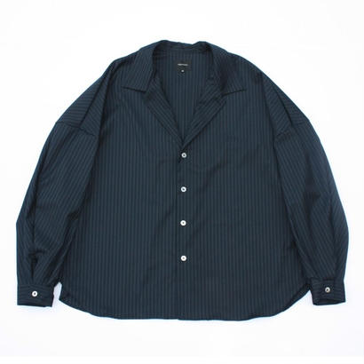 Big Shirt - Jacquard Stripe