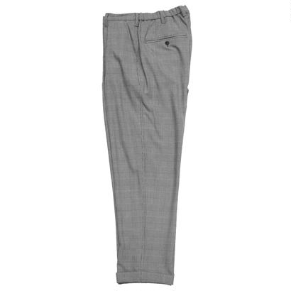 Utility Trouser - Brushed Glen Check / Grey