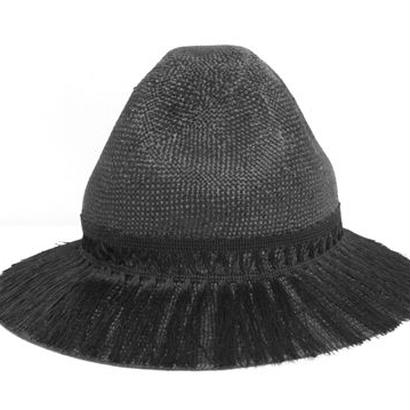 Fringe Mountain Hat - Straw