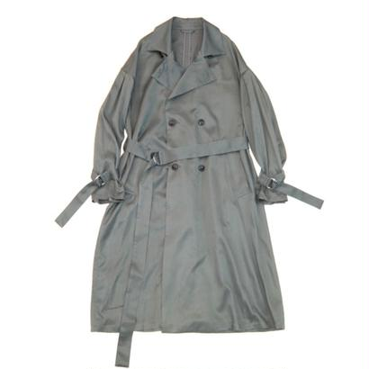 D-Ring Over Trench - CR Sateen / Olive