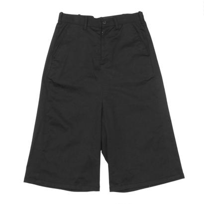 Baggy Short - Twill / Black