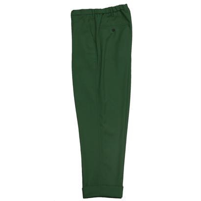 Utility Trouser - Gabardine / Green